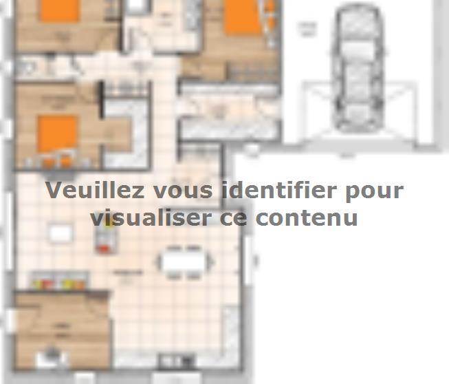 Plan de maison PPL19117-3BGI : Vignette 1