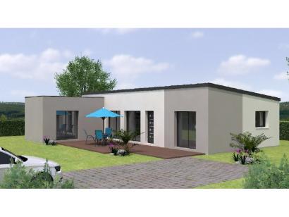 Modèle de maison PPLMP19102-2B 2 chambres  : Photo 1