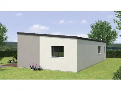 Modèle de maison PPLMP19102-2B 2 chambres  : Photo 2