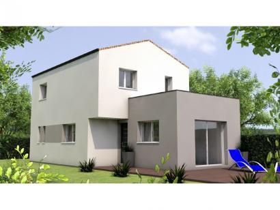 Modèle de maison R11999-4 4 chambres  : Photo 1