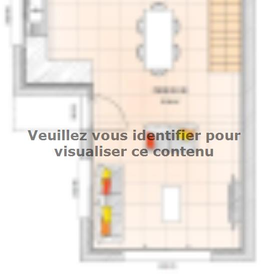 Plan de maison R11999-4 : Vignette 1