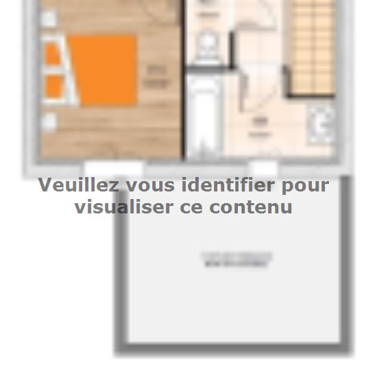 Plan de maison R11999-4 : Vignette 2