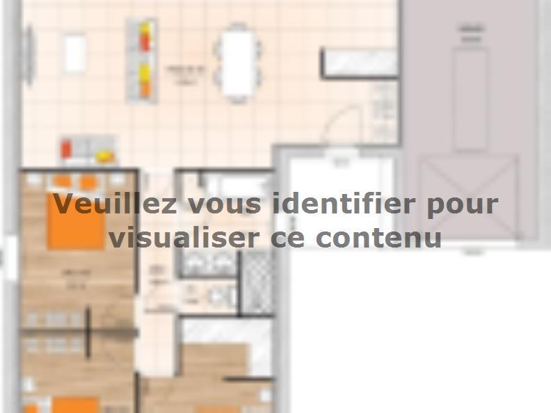 Plan de maison PPL1996-3GI : Vignette 1
