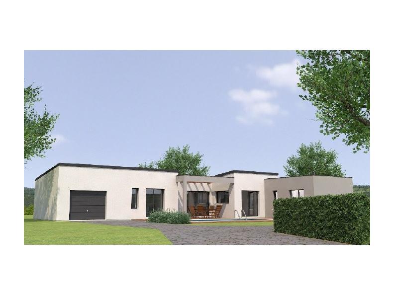Modèle de maison PPLTT19102-2GI : Vignette 1