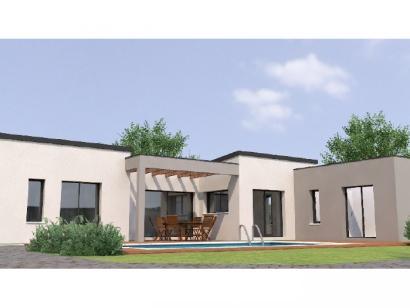 Modèle de maison PPLTT19102-2GI 2 chambres  : Photo 2