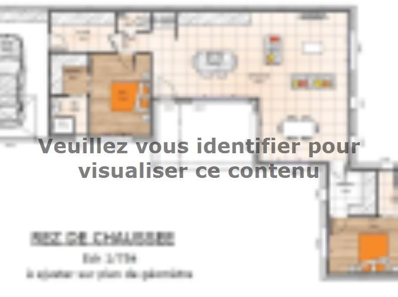 Plan de maison PPLTT19102-2GI : Vignette 1