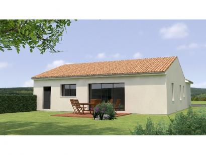 Modèle de maison PP19106-3GI 3 chambres  : Photo 2