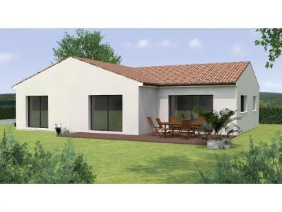 Modèle de maison PPL20111-3GI 3 chambres  : Photo 2