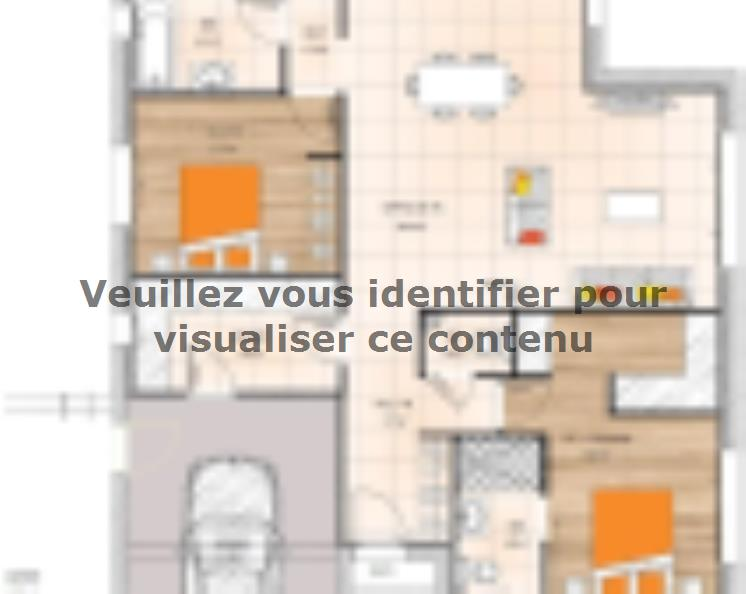 Plan de maison PPL20111-3GI : Vignette 1