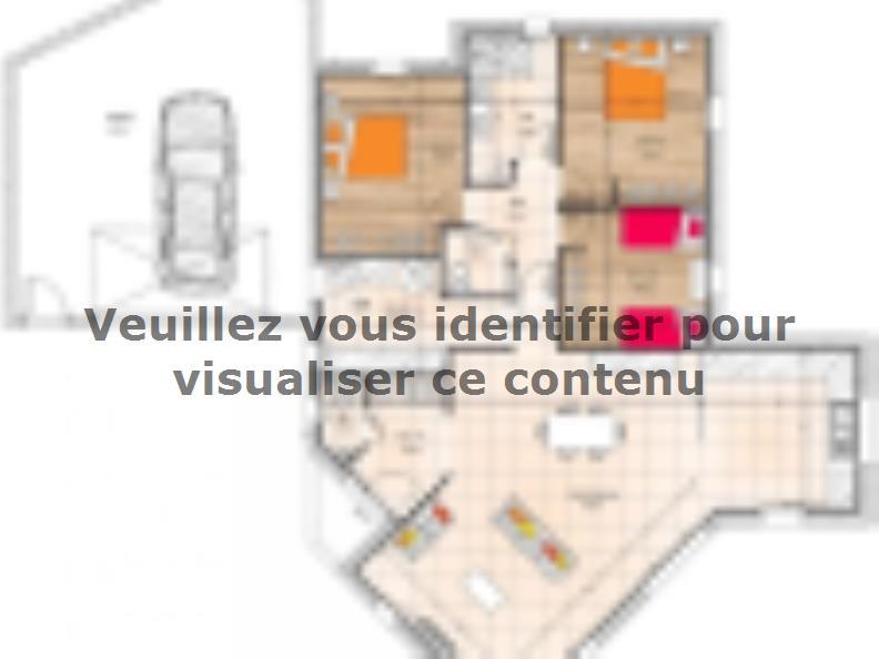 Plan de maison PPY20119-3GA : Vignette 1