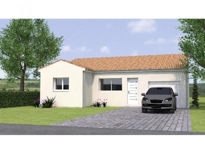 Modèle de maison PPL2087-3GI 3 chambres  : Photo 1