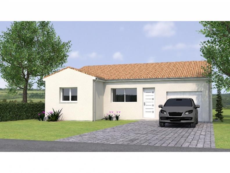 Modèle de maison PPL2087-3GI : Vignette 1