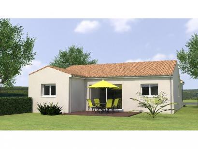 Modèle de maison PPL2087-3GI 3 chambres  : Photo 2