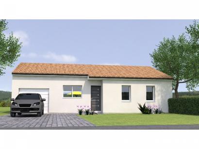 Modèle de maison PP2089-3GI 3 chambres  : Photo 1