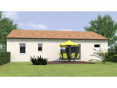Modèle de maison PP2089-3GI 3 chambres  : Photo 2