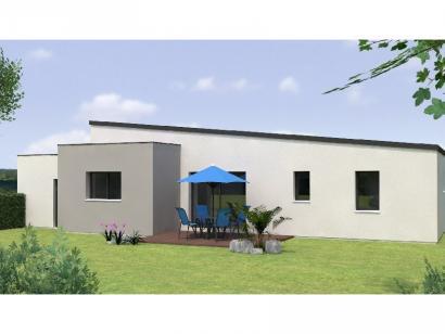 Modèle de maison PPMP2091-3GA 3 chambres  : Photo 2