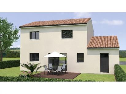 Modèle de maison R120113-4GI 4 chambres  : Photo 2