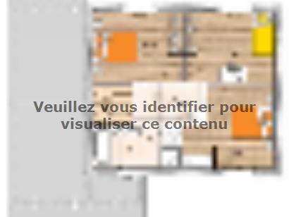 Plan de maison R120113-4GI 4 chambres  : Photo 2