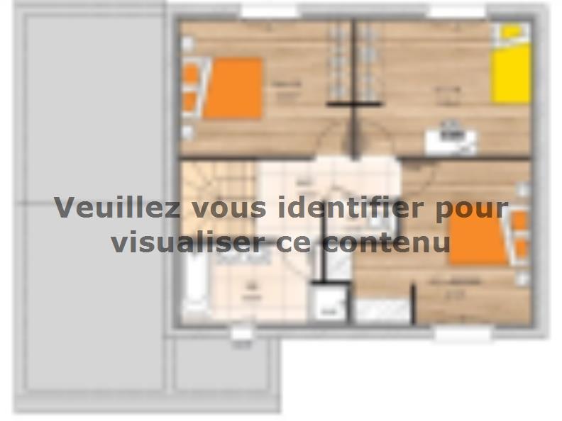 Plan de maison R120113-4GI : Vignette 2