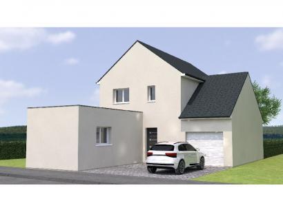 Modèle de maison R120113-4GI 4 chambres  : Photo 1