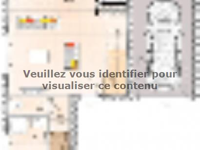 Plan de maison R120113-4GI 4 chambres  : Photo 1