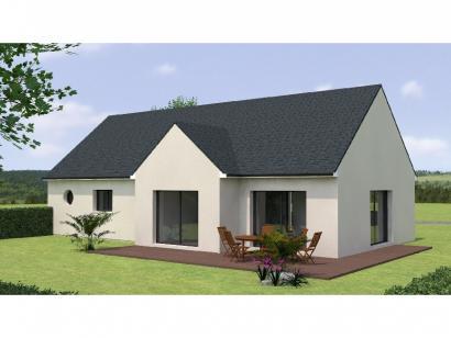 Modèle de maison PPL20118-3GI 3 chambres  : Photo 2
