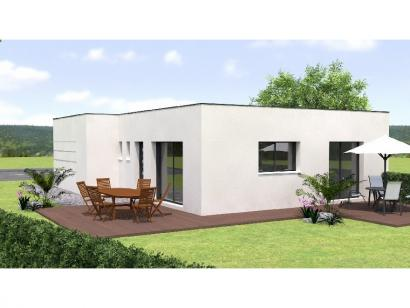 Modèle de maison PPTT2083-2B P 2 chambres  : Photo 2