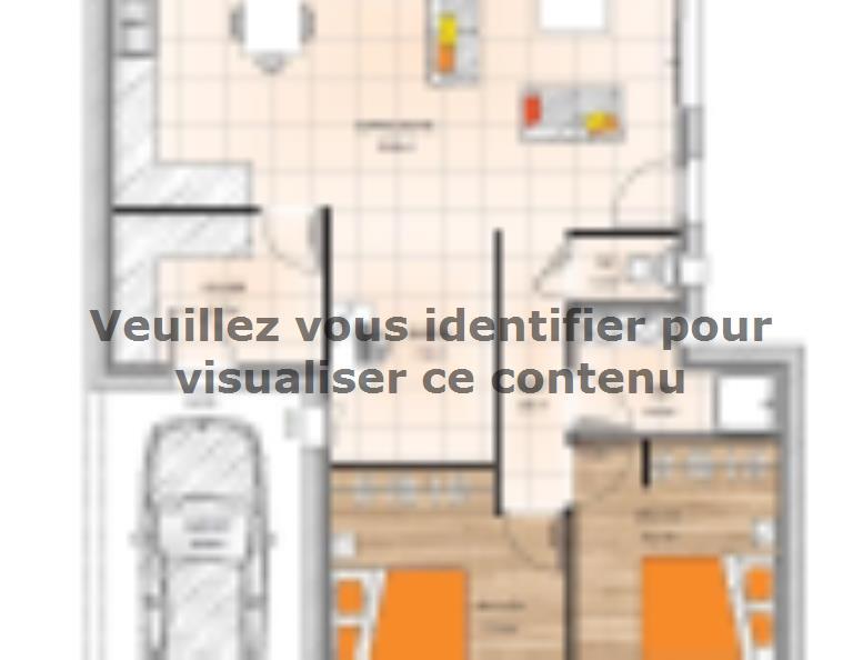 Plan de maison PPTT2083-2B P : Vignette 1