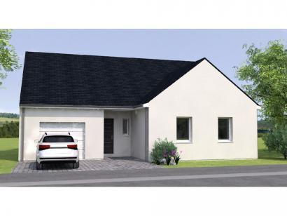 Modèle de maison PPL2096-3GI 3 chambres  : Photo 1