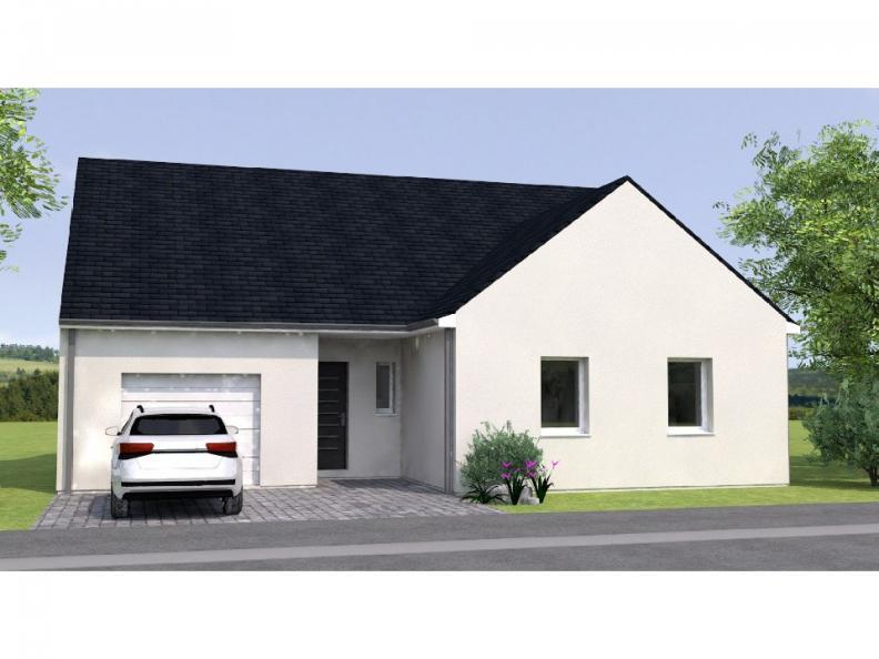 Modèle de maison PPL2096-3GI : Vignette 1