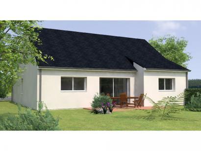 Modèle de maison PPL2096-3GI 3 chambres  : Photo 2
