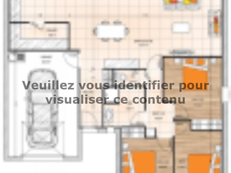 Plan de maison PPL2096-3GI : Vignette 1