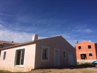 Villa achevée sur la commune de Vinon sur Verdon