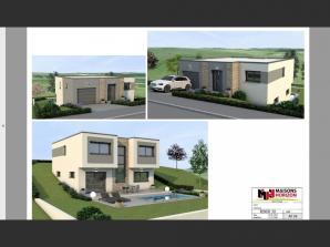 Maison neuve à Kédange-sur-Canner (57920)<span class='prix'> 265000 €</span> 265000