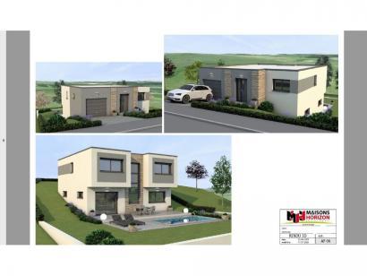 Maison neuve  à  Kédange-sur-Canner (57920)  - 265000 € * : photo 1