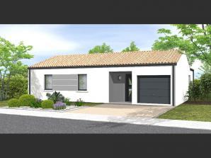 Maison neuve à Beaufou (85170)<span class='prix'> 171490 €</span> 171490