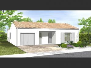 Maison neuve à Bournezeau (85480)<span class='prix'> 209932 €</span> 209932