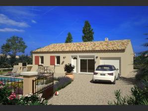 Maison neuve à Bournezeau (85480)<span class='prix'> 180619 €</span> 180619