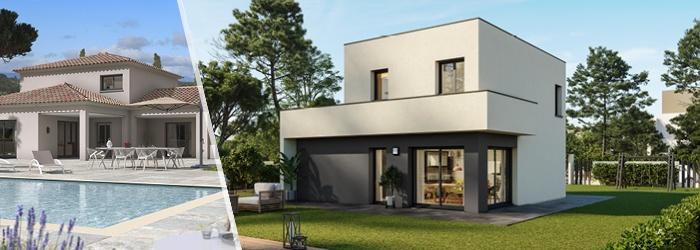 Maisons France Confort à étage
