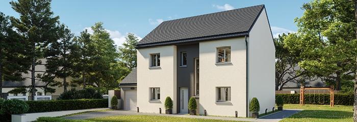 Maisons France Confort les toits deux pans