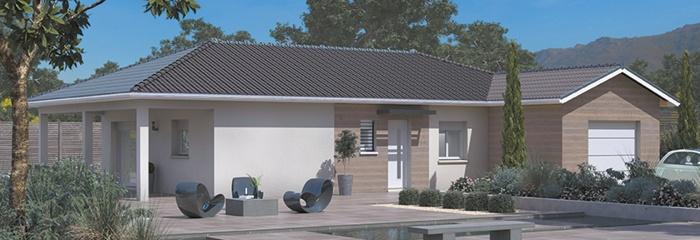Maisons France Confort les toits quatre pans