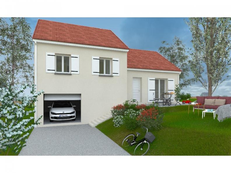 Modèle de maison PT_D_3_75_Sud : Vignette 1