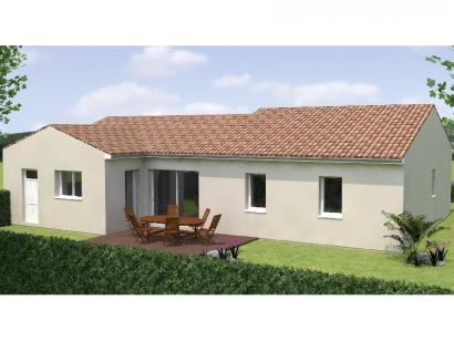 Modèle de maison PP20111-4GI 4 chambres  : Photo 2