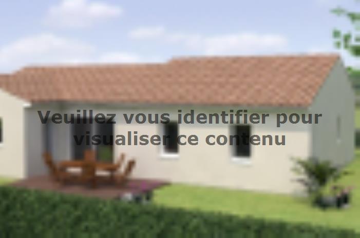 Modèle de maison PP20111-4GI : Vignette 2