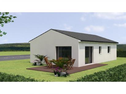 Modèle de maison PP2086-2GA 2 chambres  : Photo 2