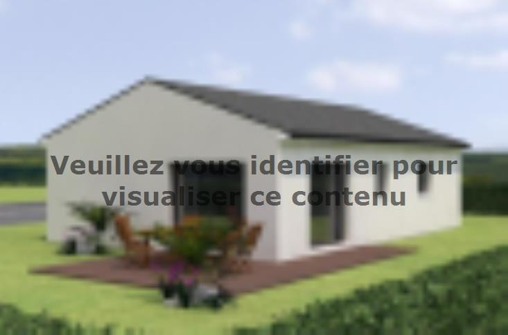 Modèle de maison PP2086-2GA : Vignette 2