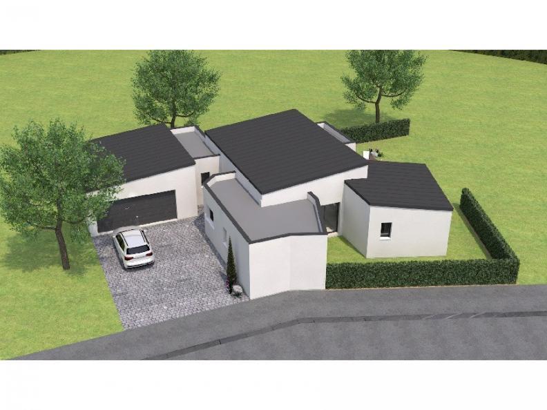 Modèle de maison PPYMP20130-3GA : Vignette 1