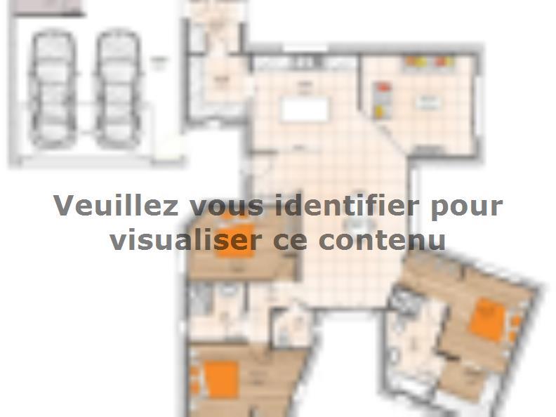 Plan de maison PPYMP20130-3GA : Vignette 1