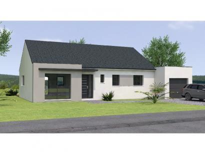 Modèle de maison PP2094-3GA 3 chambres  : Photo 1