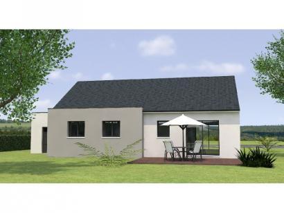Modèle de maison PP2094-3GA 3 chambres  : Photo 2